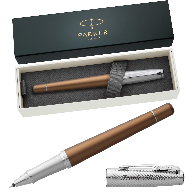 PARKER Tintenroller URBAN COLLECTION mit Laser-Gravur Modell wählbar